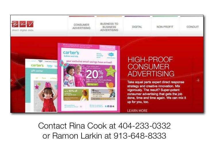 Contact Rina Cook at 404-233-0332 or Ramon Larkin at 913-648-8333