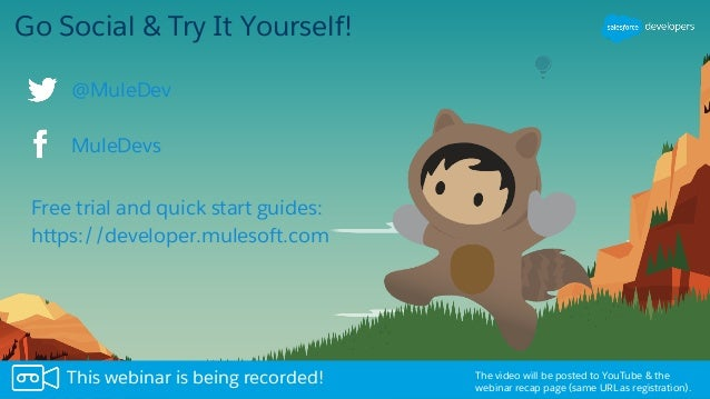 Introduction to MuleSoft Anytime Platform