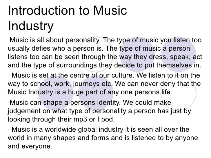 """introduction to music Podcast intro music music is one of the best ways to set the mood or tone of your  show that's why we have """"workout"""" and """"relaxing"""" playlists."""