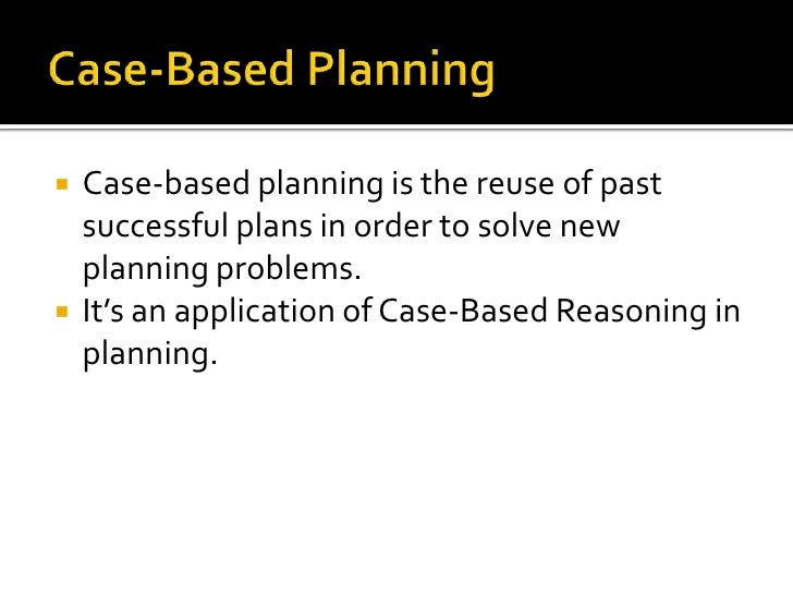 reasoning problem cbr case-based systems case approaches research solving papers Abstract: in this paper, we propose a fuzzy case-based reasoning system, using a case-based reasoning (cbr) system that learns from experience to solve problems different from a traditional.