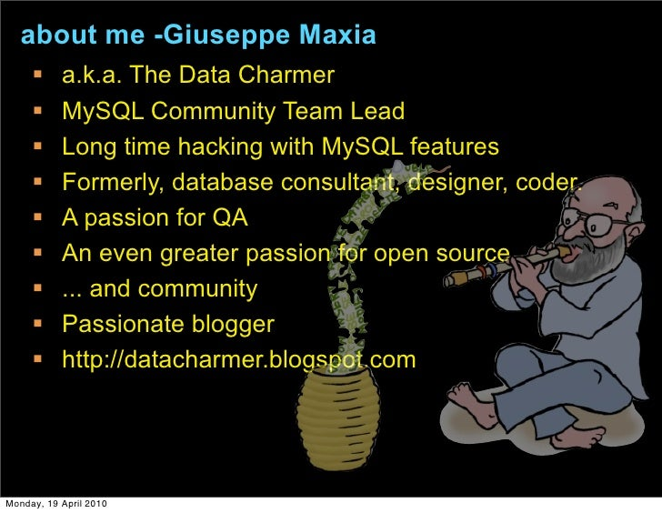 Introduction to MySQL Slide 2
