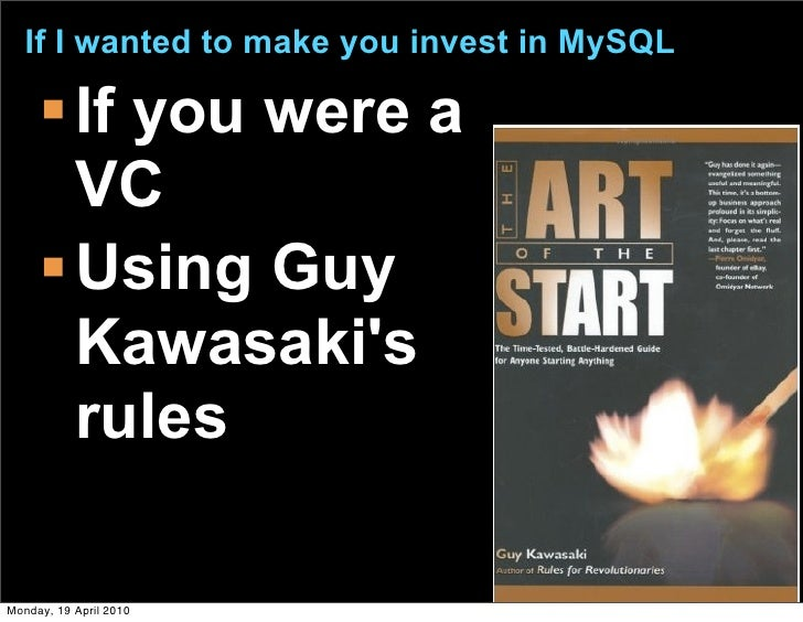 Introduction to MySQL Slide 3