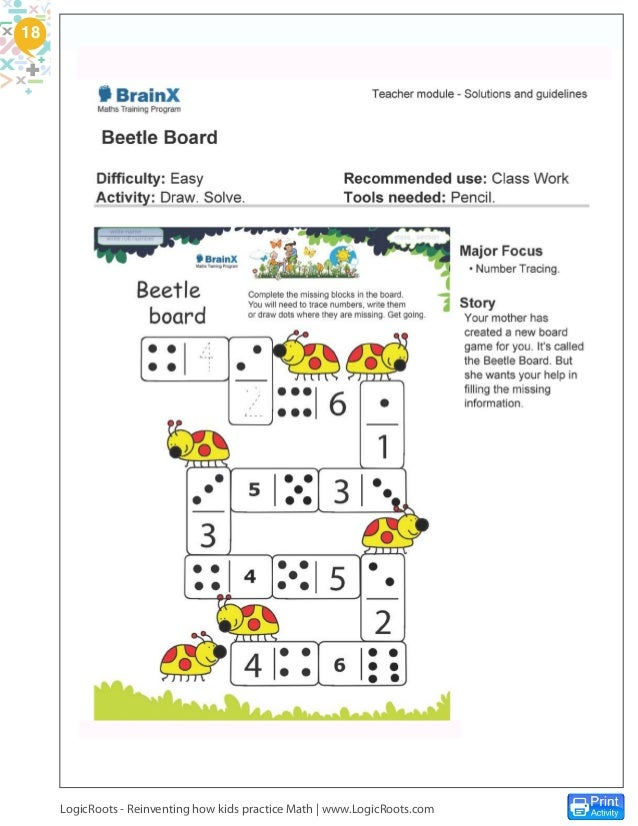 Numbers Card Game - Outnumber. 6 times more math practice