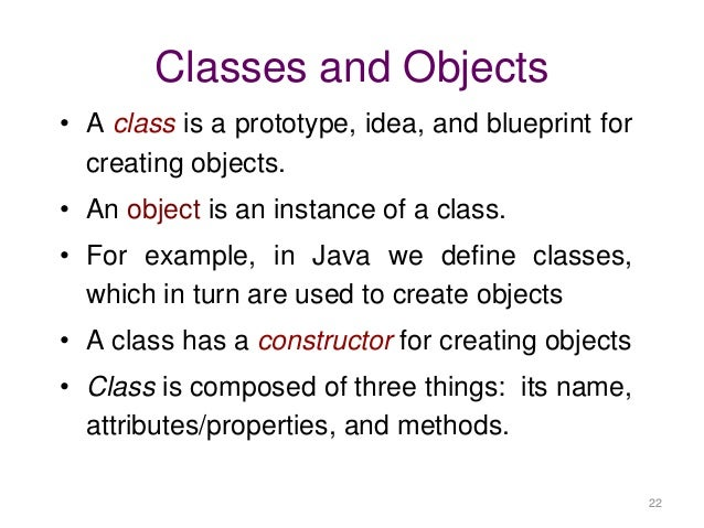 Introduction to object oriented programming 22 malvernweather Choice Image