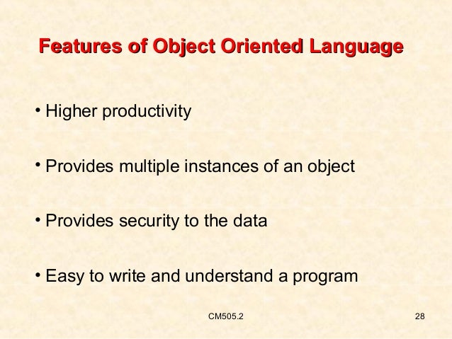 introduction to oop Once you've completed my basic tutorial on object oriented php, you can   introduction  what the basic oop principles are, and how to use them in php.
