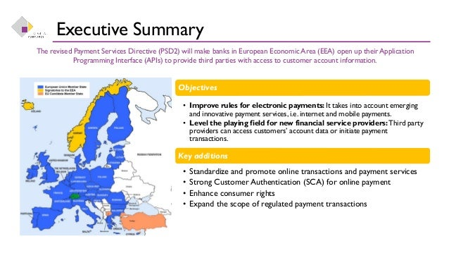 An Introduction to Open Banking (PSD2) Slide 3