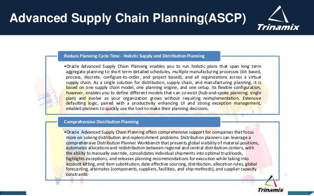 Oracle vcp training oracle value chain planning advanced supply chain publicscrutiny Images
