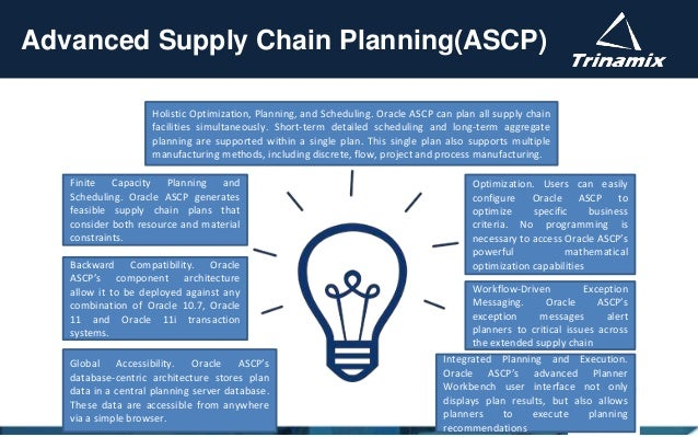 Oracle vcp training oracle value chain planning advanced supply chain planningascp publicscrutiny Images