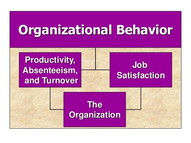 challenges and opportunities for organizational behavior Farías comportamiento organizacional 1 what is organizational behavior   challenges and opportunities for ob (cont'd) challenges and opportunities for.