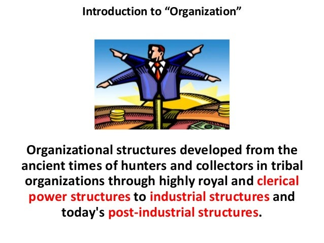 fundamentals of management organizational environment Strategic planning, strategic management strategic planning is an organizational management activity that direction in response to a changing environment.