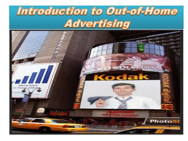 INTRODUCTIONTraditional forms of advertising media such  as radio, TV, newspapers, and magazines  usually reach their targ...