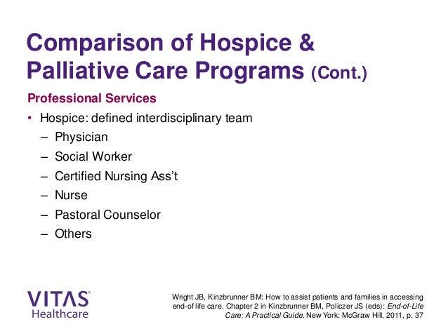 Introduction to Palliative Care | VITAS Healthcare Webinar