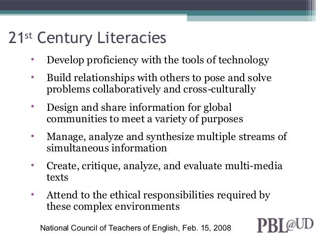 Intro to PBL and what makes an effective problem #openeducationwk Slide 2