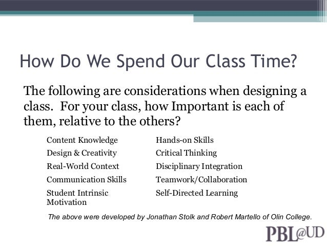 Intro to PBL and what makes an effective problem #openeducationwk Slide 3