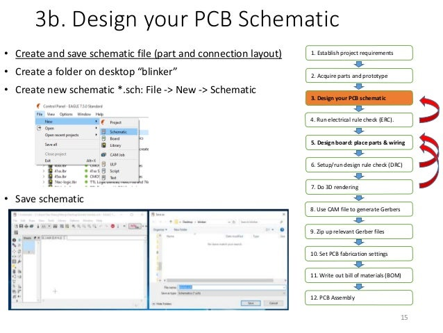 Introduction to PCB Design (Eagle)