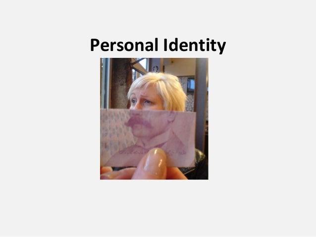 Personal Identity