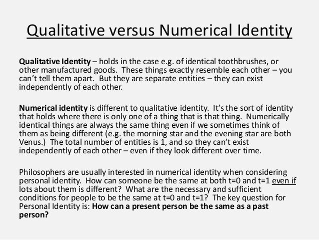 an introduction to what influences a persons identity The goal of this article is to assemble and introduce key conceptualizations of,   first, cultural identity is simultaneously an individual entity, a social category, and  a  also exist in a collective group and in turn can influence individual identity.