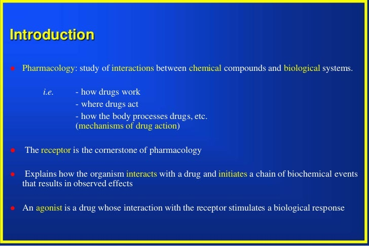 an introduction to the pharmacology of crack cocaine Intoxication with street drugs: cocaine and amphetamines pharmacology cocaine the 2 major forms are cocaine hydrochloride and freebase crack-cocaine.