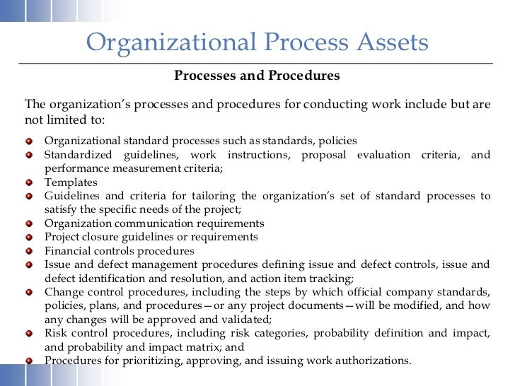 Organisational policies and protocols in relation
