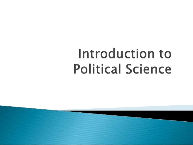 What Is a Introduction in a Science Project?