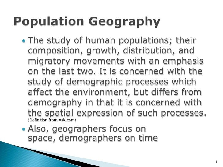 geography population geography essay Our experts with wide experience and good educational background are ready to complete your geography paper.