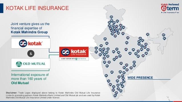 Kotak Preferred e Term Plan : An Online Life Insurance ...