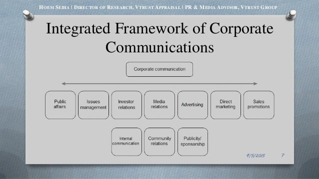 corporate communication The world of corporate communications has changed – the stakes are higher and the pace is accelerating adhering to the communications demands of today's fast-paced information economy is not optional.