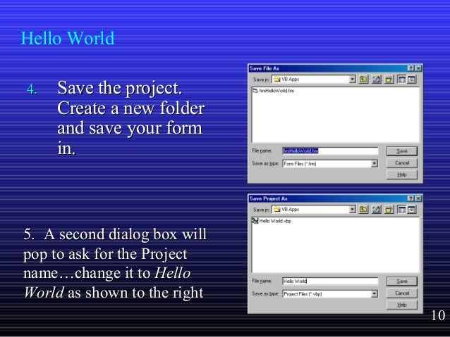 Introduction to programming using Visual Basic 6