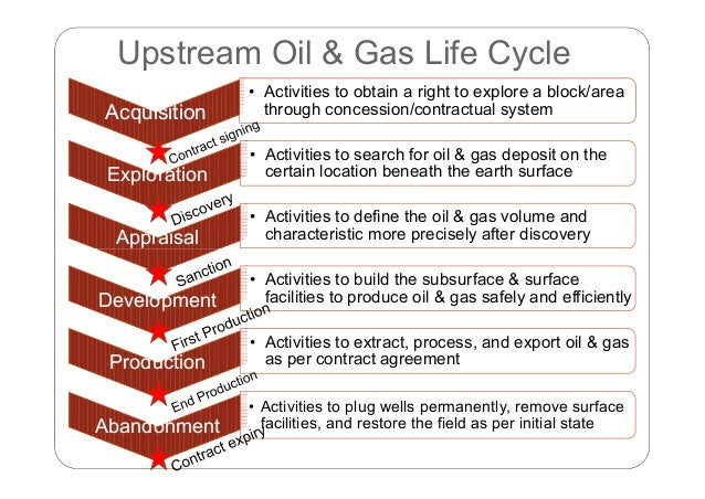 introduction to project economics in oil and gas upstream industry