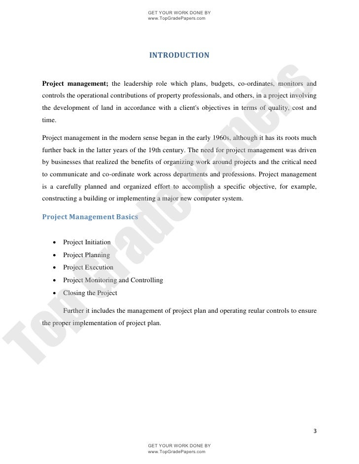 project management 14 essay Access to over 100,000 complete essays and term papers (positive or negative) on achieving the project's objectives (project management institute, 2009) 14 grade level: high school 6 communities of practice and knowledge management.