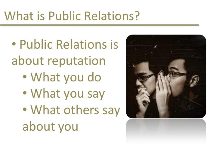 introduction to public relations Provides an introduction to and experience in writing for a wide range of public  relations purposes students improve writing skills as they.