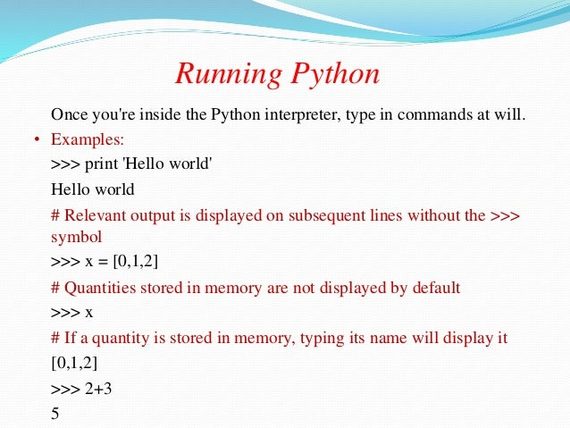 python examples for beginners pdf