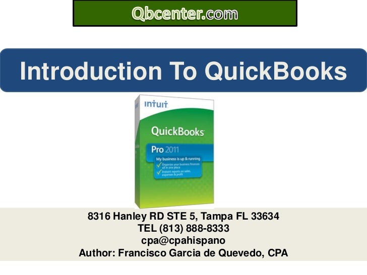 an introduction to quickbooks Eventbrite - assets small business solutions presents introduction to  quickbooks online - free - wednesday, march 21, 2018 at branches,.