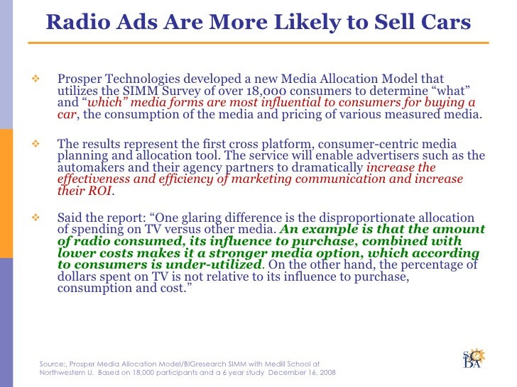 radio advertising tools of advertising which 8 reasons why digital advertising works for brands from a delta of +4% for radio to +51% for outdoor and a whopping +70% for local marketing automation tools.