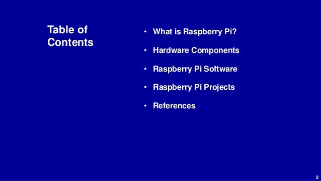introduction to raspberry pi pdf