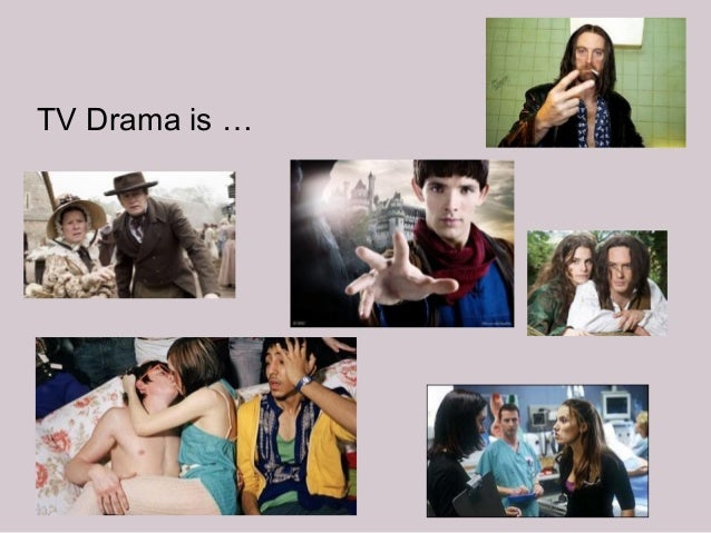 TV Drama is …