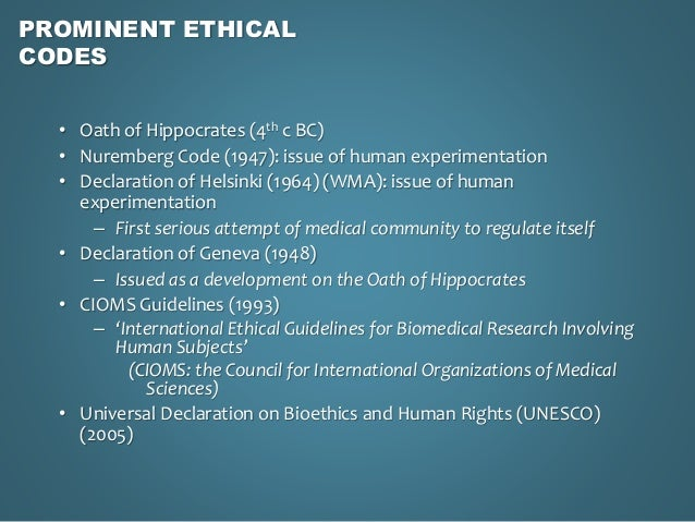 introduction to bioethics Medical ethics and the law  this field concerns the relationship between clinical bioethics and the law that has evolved as clinical care has become increasingly.