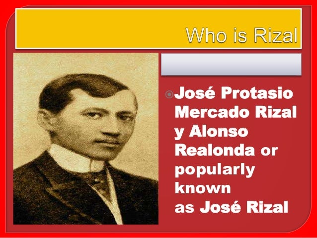 Introduction to Rizal Slide 2