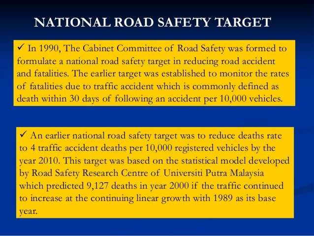 an introduction to road safety National road safety platform foreword section one section two footnotes  introduction what role does the australian government currently play in road.