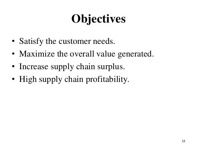 introduction to supply chain management Introduction to supply chain management dr dale s rogers dr dale s rogers center for logistics management center for logistics management.