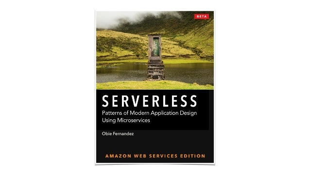 """Mike Roberts """"Serverless architectures refer to applications that significantly depend on third-party services (knows as Ba..."""
