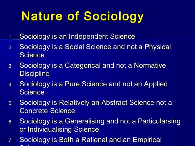 Dating sociology definition