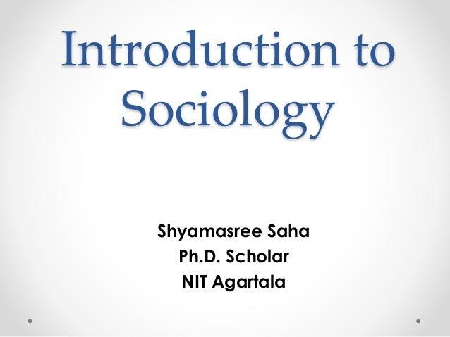 Sociology, Minor
