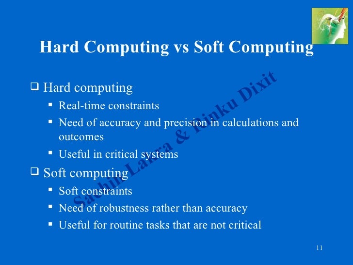 introduction to soft computing Introduction to soft computing, topics : definitions, goals, and importance fuzzy computing : classical set theory, crisp & non-crisp set .