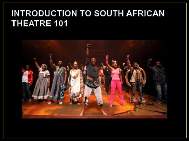 • White English and Afrikaans was encouraged to grow. • Black English and vernacular performance was oppressed, censored a...