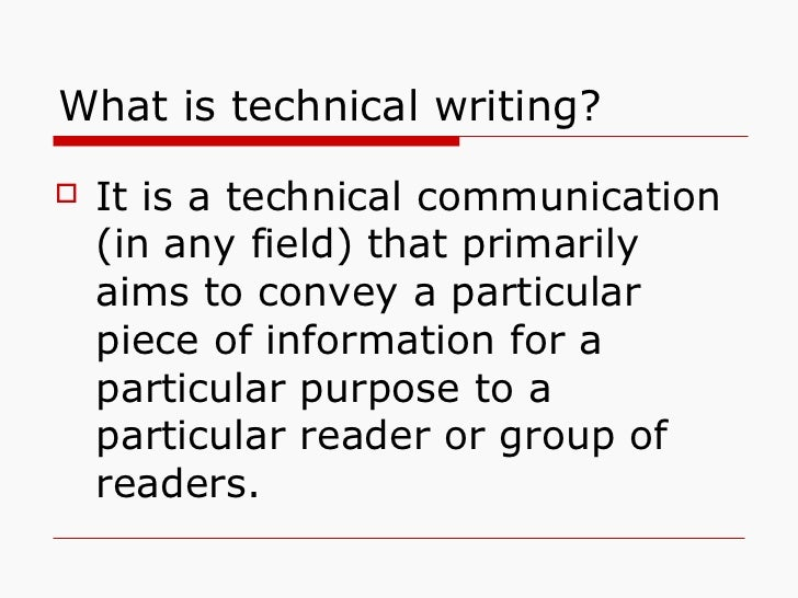 what is technical writing If you're a copywriter, will you know how to proceed if you get a technical writing assignment approach it like a pro with these four simple tips.