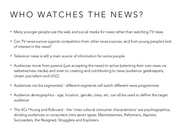 an introduction to the history of television news Introduction: a golden age of television, but not of television news  television  formats in part because the recent history of innovation in.