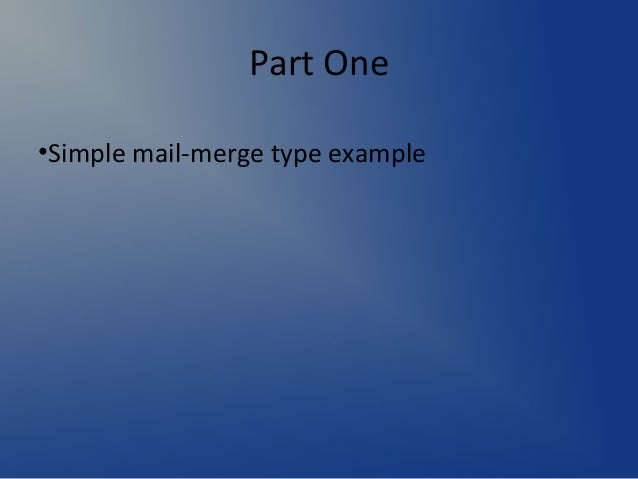 Introduction to Template::Toolkit