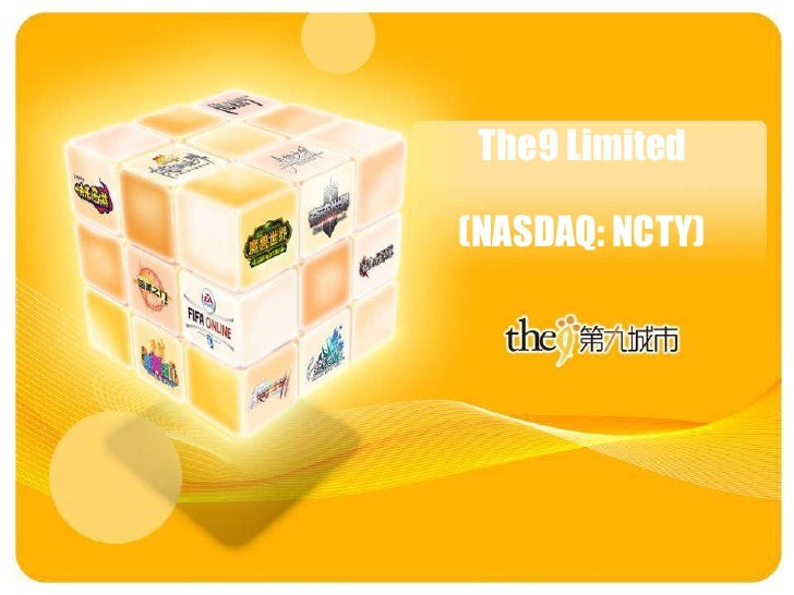 The9 Limited  (NASDAQ: NCTY)