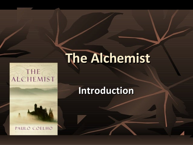 the alchemist book review A brief discussion about a book by paulo coelho, the alchemist read along some information about the author, the book, the summary and some archetypal symbols.